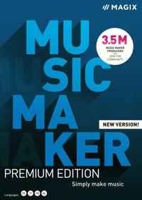 Music Maker Premium Edition 2021 [PC] (D/F/I) Physisch (Box) Magix 785300155403 Photo no. 1