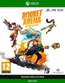 Xbox - Rocket Arena Mythic Edition Box 785300154019 Bild Nr. 1