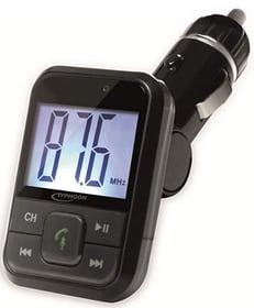 FM-Transmitter mit Bluetooth-Funktion 9000036025 Bild Nr. 1