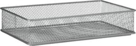 MEO Cestino di ferro 441103800501 Colore Argento Dimensioni L: 15.0 cm x P: 23.0 cm x A: 5.0 cm N. figura 1