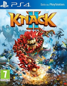 PS4 - Knack 2 Box 785300128545 N. figura 1