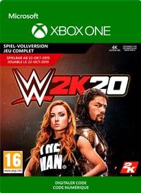 Xbox One - WWE 2K20 Download (ESD) 785300147636 Bild Nr. 1