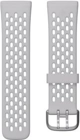 Versa 3/Sense Sportarmband Grey/Mint Small Armband Fitbit 785300156857 Bild Nr. 1