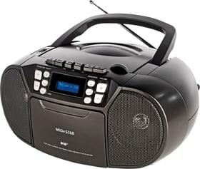 P210 DAB+ - Schwarz CD-Radio Mio Star 773117700000 Bild Nr. 1