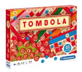 Tombola (IT) Gesellschaftsspiel Clementoni 749006890200 Bild Nr. 1