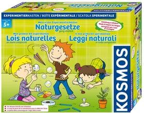 Premier Kit Expérimental Lois Kits scientifique KOSMOS 748953900000 Photo no. 1