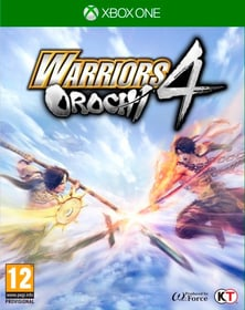 Xbox One - Warriors Orochi 4 (I) Box 785300138615 Photo no. 1