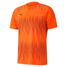 ftblNXT Graphic Shirt Core Jr T-shirt de football pour enfant Puma 466997212834 Couleur orange Taille 128 Photo no. 1