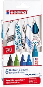 Textilmarker 4500 E-5 Cool Edding 666570700000 Bild Nr. 1