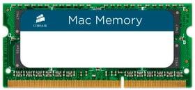 Mac Memory SO-DDR3-RAM 1333 MHz 2x 4 GB Mémoire Corsair 785300150078 Photo no. 1