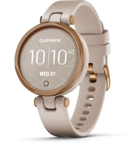 Lily Sport Gris agate/or rose Smartwatch Garmin 785300158007 Photo no. 1