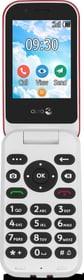 7030 red/white (4G) Téléphone mobile Doro 785300150790 Photo no. 1