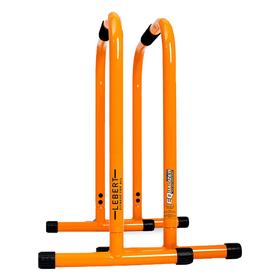 Equalizer Parallettes Lebert Fitness 467322799934 Grösse one size Farbe orange Bild-Nr. 1