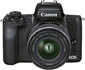 EOS M50 Mark II + 15-45mm F3.5-6.3 IS STM Value Up Kit Kit appareil photo hybride Canon 793446900000 Photo no. 1