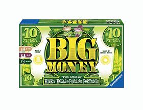 Big Money (IT) Jeux de société Ravensburger 749000490200 Photo no. 1