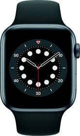 Watch Series 6 GPS 44mm Space Gray Aluminium Black Sport Band Smartwatch Apple 798764100000 Bild Nr. 1
