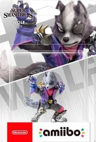 amiibo Super Smash Bros. Character - Wolf Box 785300139162 Bild Nr. 1