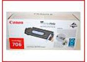 706 Toner-Modul black Cartuccia toner Canon 797549200000 N. figura 1