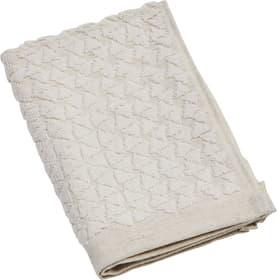 LUNA Asciugamano per ospiti 450882920274 Colore Beige Dimensioni L: 30.0 cm x A: 50.0 cm N. figura 1