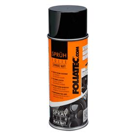 Sprühfolie schwarz matt 400 ml Felgenspray FOLIATEC 620283400000 Bild Nr. 1