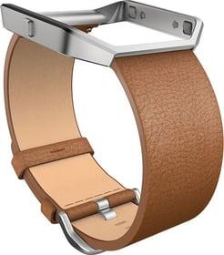 Blaze Bracelet en cuir Camel Small Fitbit 798120000000 Photo no. 1