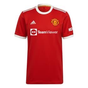 Manchester United Home Jersey 21/22 Fussball Clubshirt Adidas 491119600430 Grösse M Farbe rot Bild-Nr. 1
