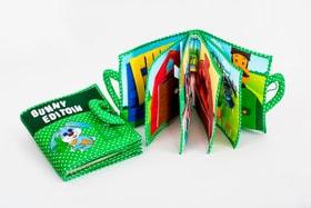 Livre en tissu Quiet Book Bunny Edition 747362190000 Photo no. 1