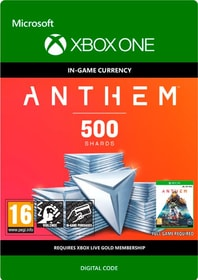 Xbox One - Anthem: 500 Shards Pack Download (ESD) 785300142806 Bild Nr. 1