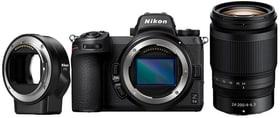 Z 6II + 24–200mm + FTZ Kit Systemkamera Kit Nikon 785300156044 Bild Nr. 1