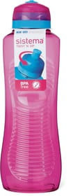 Bouteille TWIST 'N' SIP Sistema 705354500039 Couleur Pink Dimensions H: 25.5 cm Photo no. 1