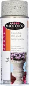 Vernice spray granito Miocolor 660817000000 Colore Grigio chiaro Contenuto 400.0 ml N. figura 1