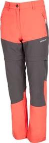 Kanor Pantalon convertible pour enfants Icepeak 466842012857 Taille 128 Couleur corail Photo no. 1