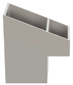 Skyline 2tlg Systeme de rangement spirella 675259800000 Couleur Gris taupe Photo no. 1