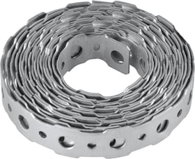 Universallochband verzinkt 15 x 0.8 mm/3 m Universallochbänder Do it + Garden 605845700000 Bild Nr. 1