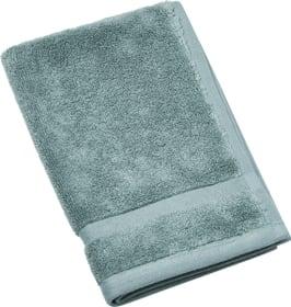 MANUEL Gästetuch 450864820240 Grösse B: 30.0 cm x H: 50.0 cm Farbe Blau, Grau Bild Nr. 1
