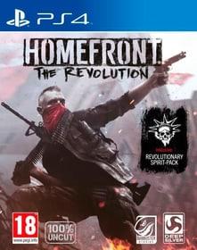 PS4 - Homefront The Revolution Box 785300129897 Photo no. 1