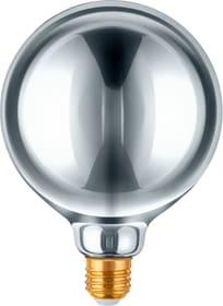 LINES & CURVES LED E27 4W G125 curly chiara silver 421064900000 N. figura 1