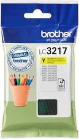 LC-3217Y yellow Cartuccia d'inchiostro Brother 798538500000 N. figura 1