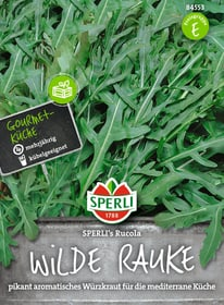 Wilde Rauke Rucola Semences de legumes Sperli 650181500000 Photo no. 1