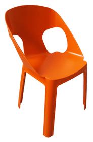 Chaise pour enfant RITA Chaise pour enfant RITA Resol 753160900034 Taille L: 40.0 cm x P: 38.0 cm x H: 59.0 cm Couleur Orange Photo no. 1