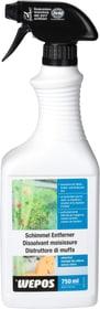 Schimmel Entferner chlorfrei Haushaltsreiniger + Sanitärreiniger Wepos 661448000000 Bild Nr. 1