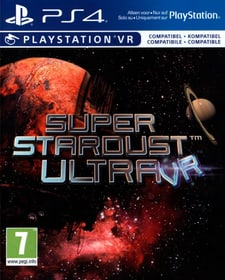 PS4 - Super Stardust Ultra VR Box 785300121786 Bild Nr. 1