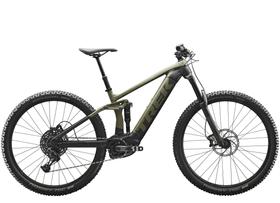 "Rail 5 29"" E-Mountainbike (Fully) Trek 463378000367 Farbe olive Rahmengrösse S Bild Nr. 1"
