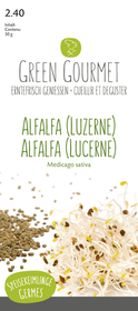 Keimlinge Alfalfa (Luzerne) 50g Sprossen & Keimlinge Do it + Garden 287104300000 Bild Nr. 1