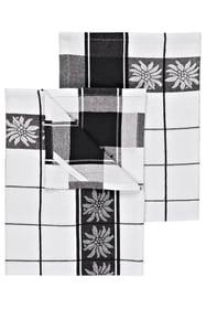Asciugapiatti 2pz Cucina & Tavola 700347200020 Dimensioni L: 50.0 cm x A: 70.0 cm Colore Nero N. figura 1
