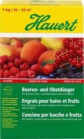 Baies et arbres fruitiers, 1 kg