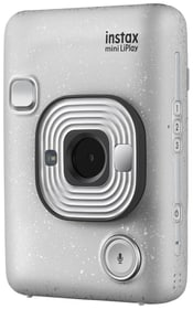 Instax Mini LiPlay Stone White Appareil photo instantané FUJIFILM 785300145649 Photo no. 1