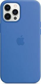 iPhone 12 Pro Max Silicone Case MagSafe Capri Blue Custodia Apple 785300159743 N. figura 1
