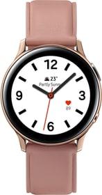 Watch Active 2 Steal 40mm LTE Gold Smartwatch Samsung 785300146559 Bild Nr. 1