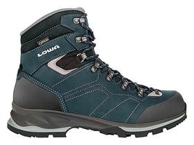 Santiago GTX Chaussures de trekking pour homme Lowa 473338039540 Taille 39.5 Couleur bleu Photo no. 1